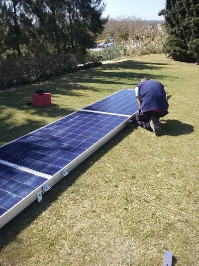 energia solar para casas