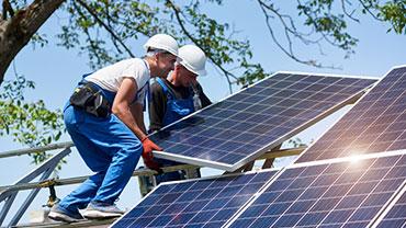 Instalacion de paneles solares en cádiz